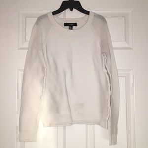 White Forever 21 Sweater